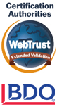 WebTrust for Certification Authorities - EV SSL